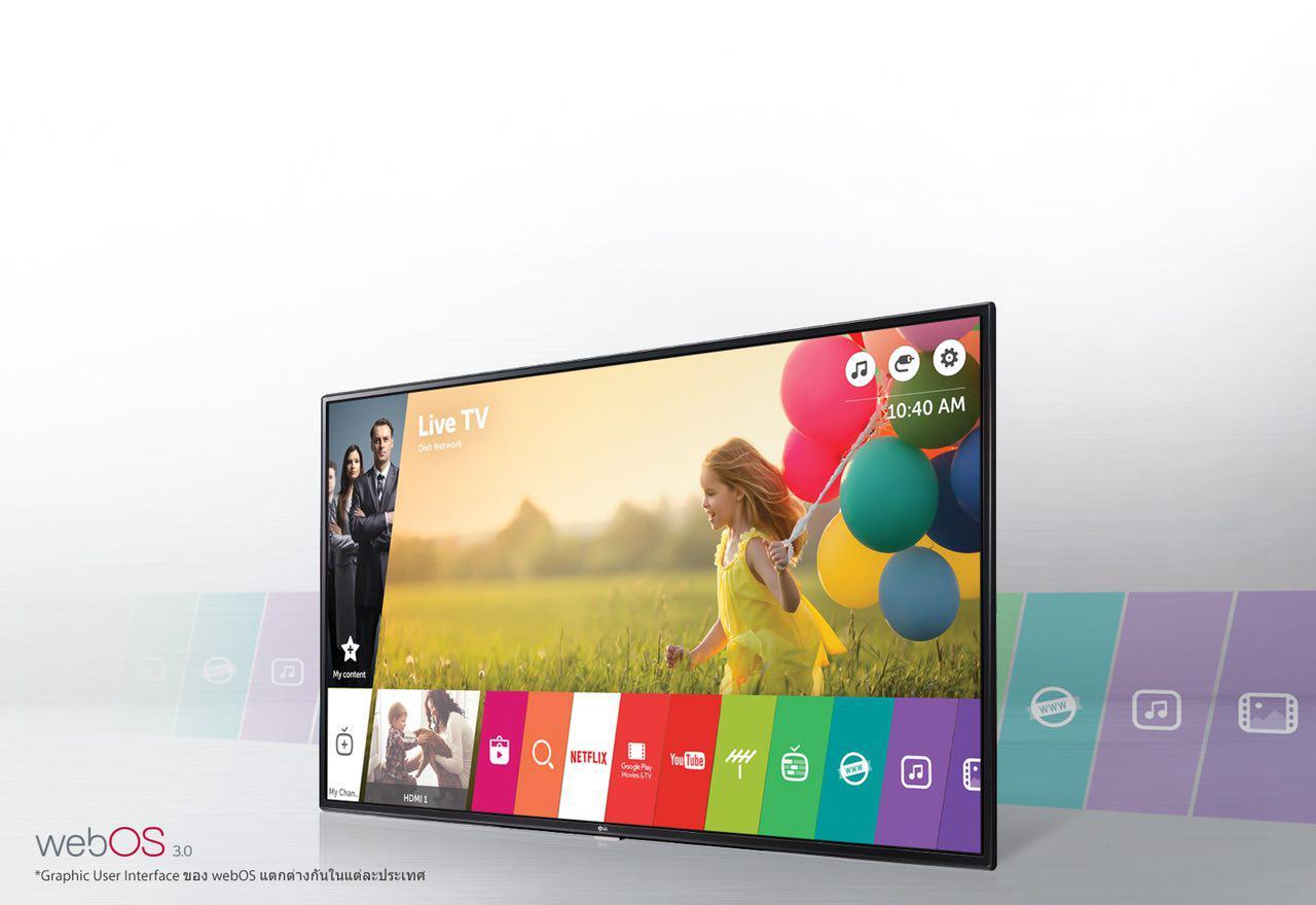 تلویزیون 43 اینچ فول اچ دی ال جی LG TV 43LJ500T