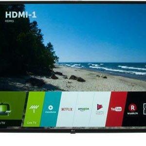 تلویزیون ال ای دی 55 اینچ ال جی مدل LG 55UJ630V LED 4K TV - اسمارت SMART