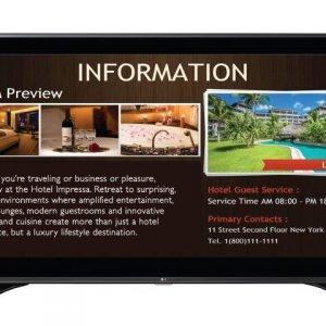 تلویزیون ال جی 55LW540 ال ای دی 55 اینچ فول اچ دی