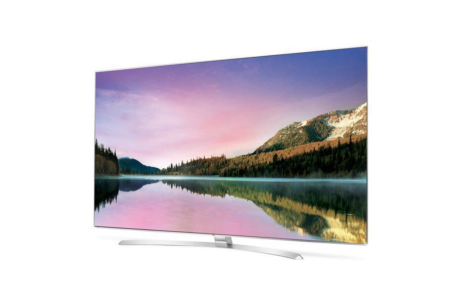 تلویزیون 65 اینچ 4K و 3D ال جی مدل 65UH950V