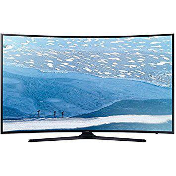 تلویزیون 49 اینچ منحنی و 4k سامسونگ مدل 49KU7350
