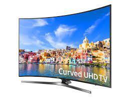 تلویزیون 55 اینچ 4K و منحنی سامسونگ مدل 55MU7500 سری 2017