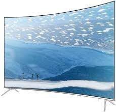 تلویزیون ال ای دی منحنی فورکا سامسونگ TV LED Curved SMART HDR 4K Ultra HD SAMSUNG 55KS850