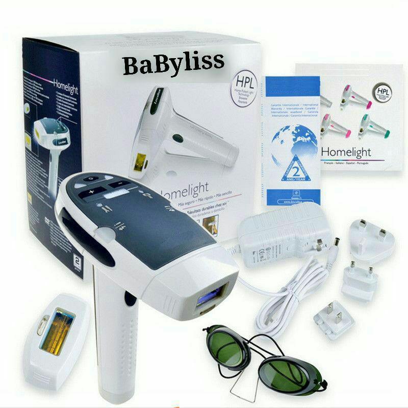 دستگاه لیزر مو های زاِئدابلیس Babyliss
