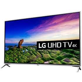 تلویزیون 49 اینچ و 4k ال جی 49UJ651V