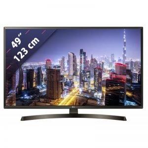 تلویزیون 49اینچ ال جی مدل:49UK6400