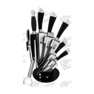 ست چاقو آشپزخانه 9پارچه فوما مدل:FU-933