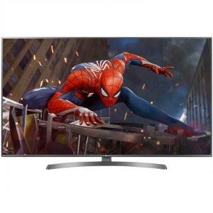 تلویزیون 50 اینچ و 4K ال جی مدل:55UK6700