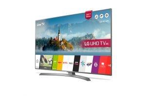 تلویزیون 49 اینچ ال جی مدل:49UJ670V